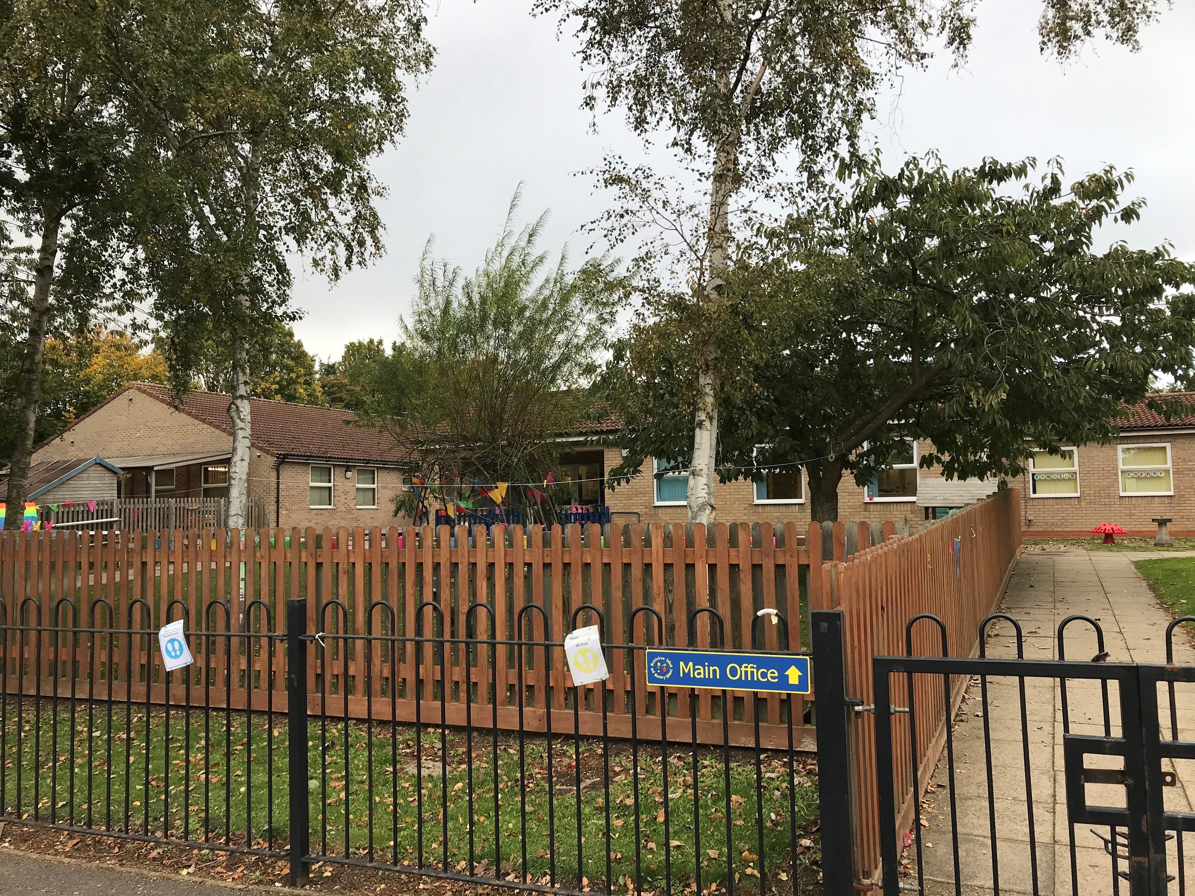 Image of Nettleham infant school